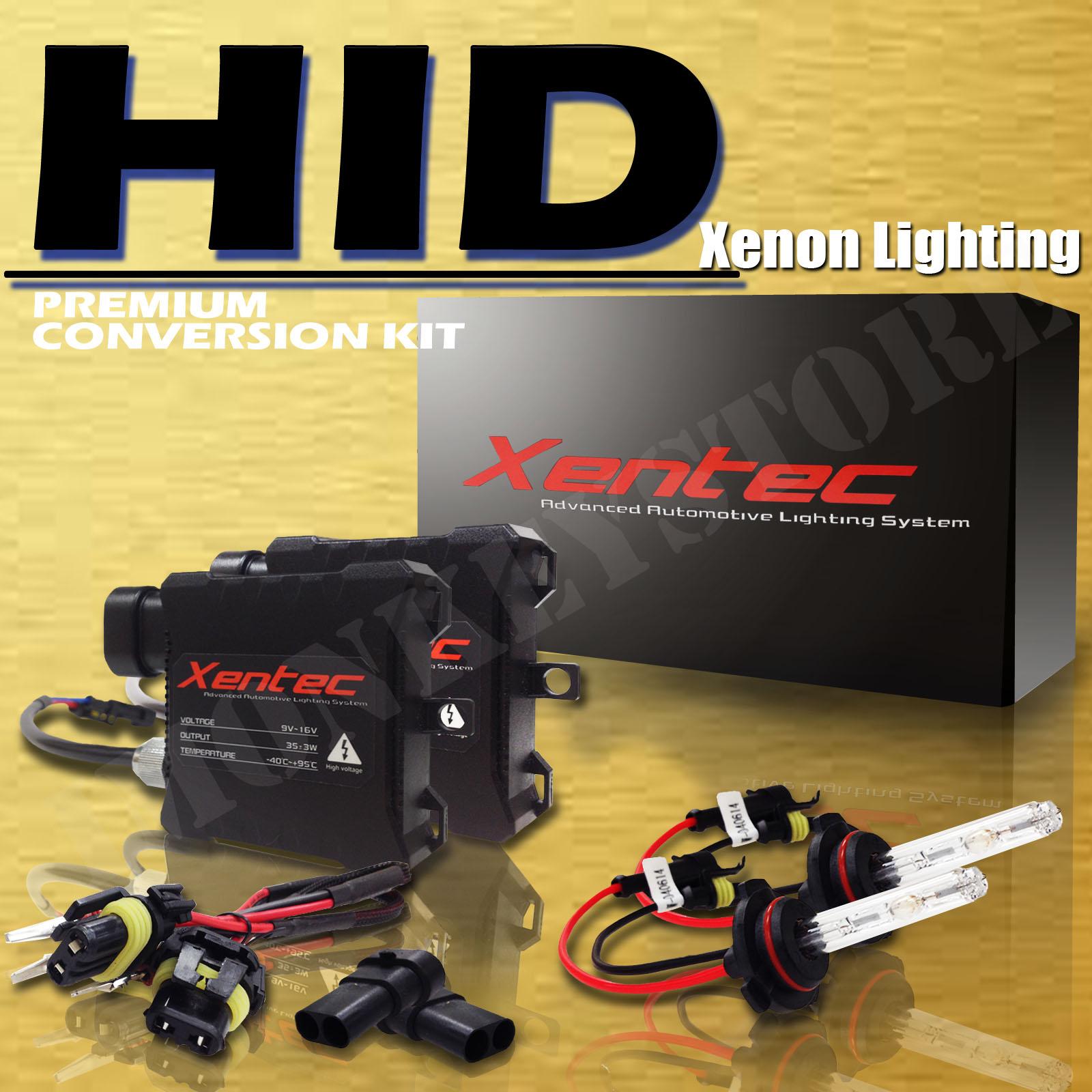 Xentec Xenon Lights HID Conversion Kit for Maxima H4 H11 9004 9005 9006 9007 D2S