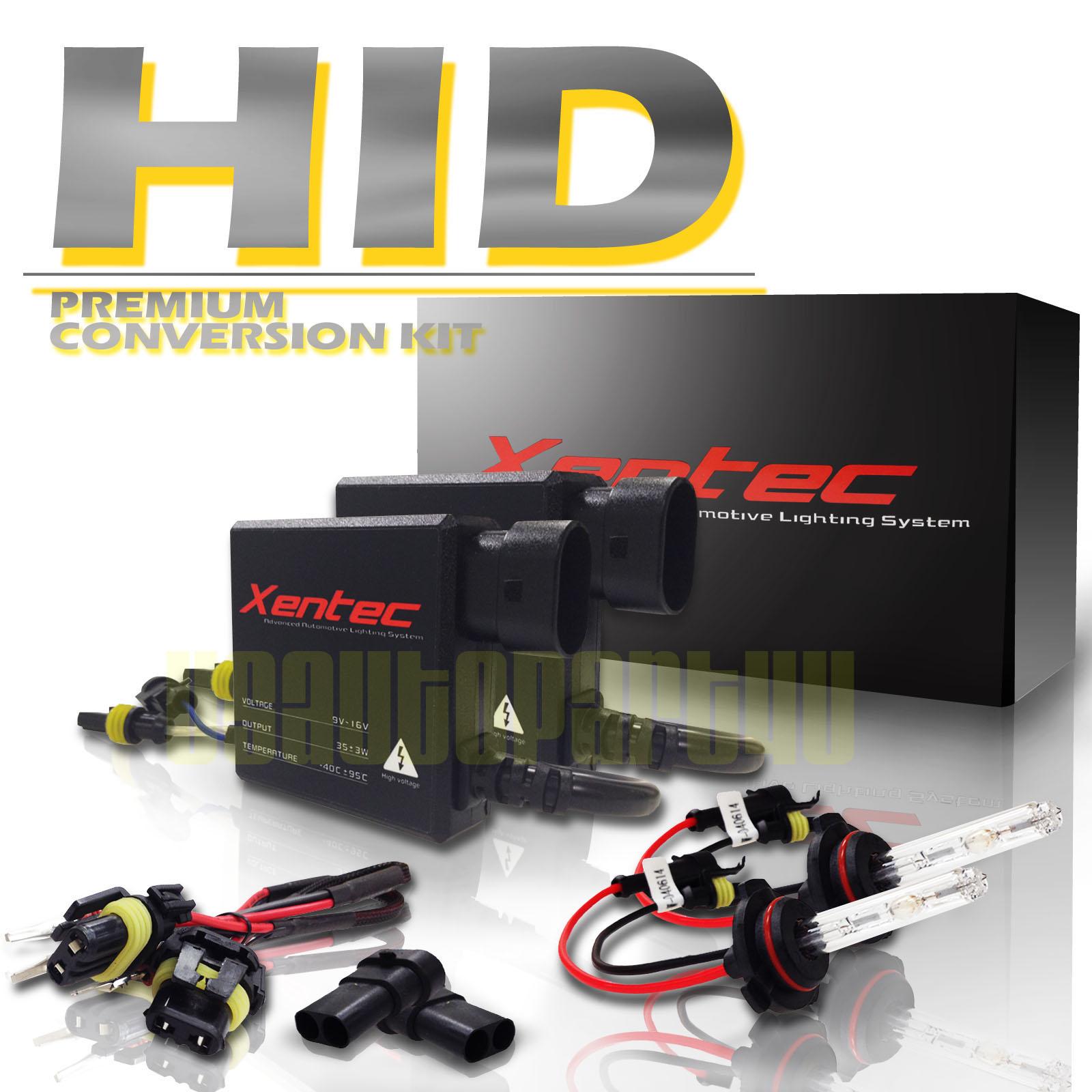 35w Xenon Hid Kit H11 6000k Diamond White Conversion Light